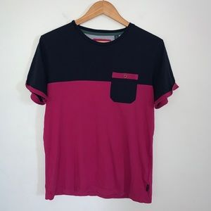 Ted Baker Color Block Tee